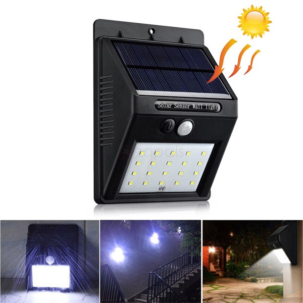 Phonete.comWaterproof 20-LED Solar Powered Lamp50%OFF