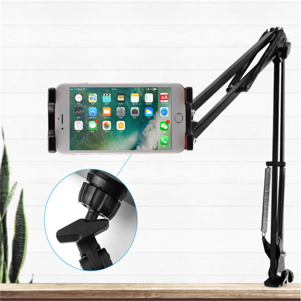 Phonete.comUniversal Mechanical Stand Holder For IPad/ Tablet 360 Rotating Adjustable50%OFF