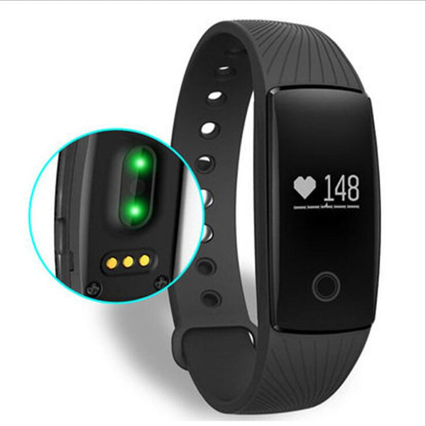 Phonete.comPTM616 Heart Rate Monitor Bluetooth Smart Wristband50%OFF
