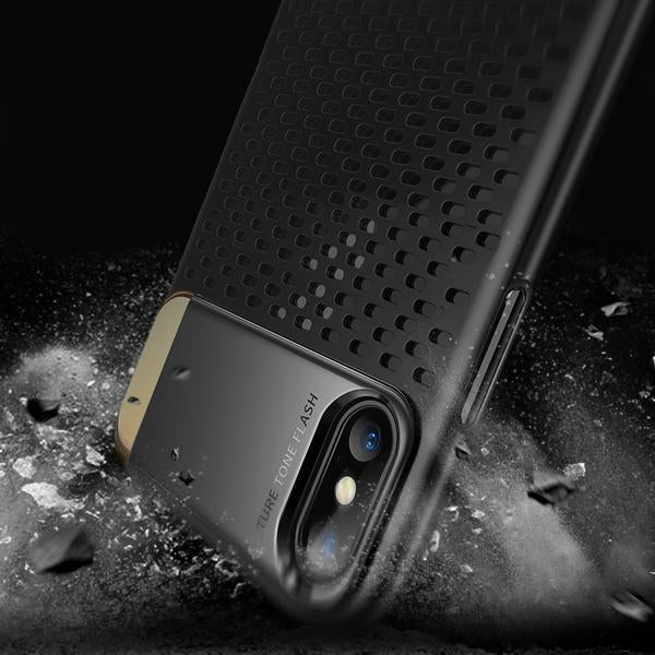 Phonete.comUltra Thin Breathable Premium Case with Invisible Bracket for iPhone X50%OFF