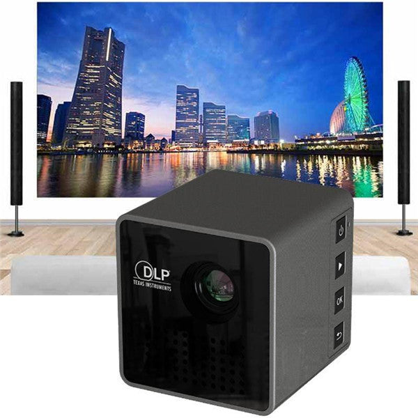 Phonete.comUltra Mini 1080P HD WIFI Projector50%OFF