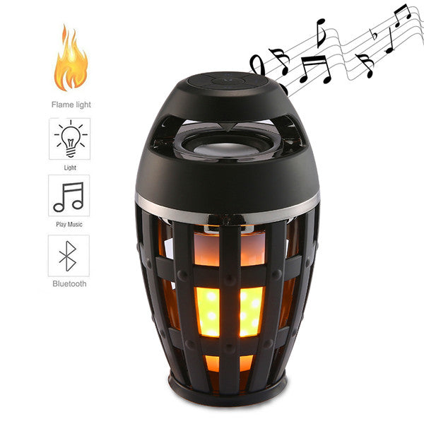 Phonete.comLED Flame Torch Atmosphere Bluetooth speakers & Outdoor Portable Stereo Speaker with HD Audio50%OFF