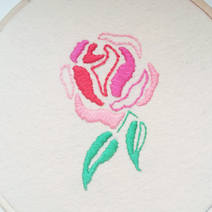 How to transfer Embroidery Designs on Felt