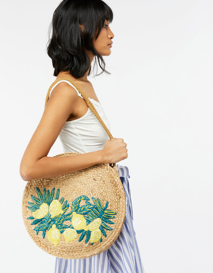 10 Embroidered Bags you need for Summer 2018