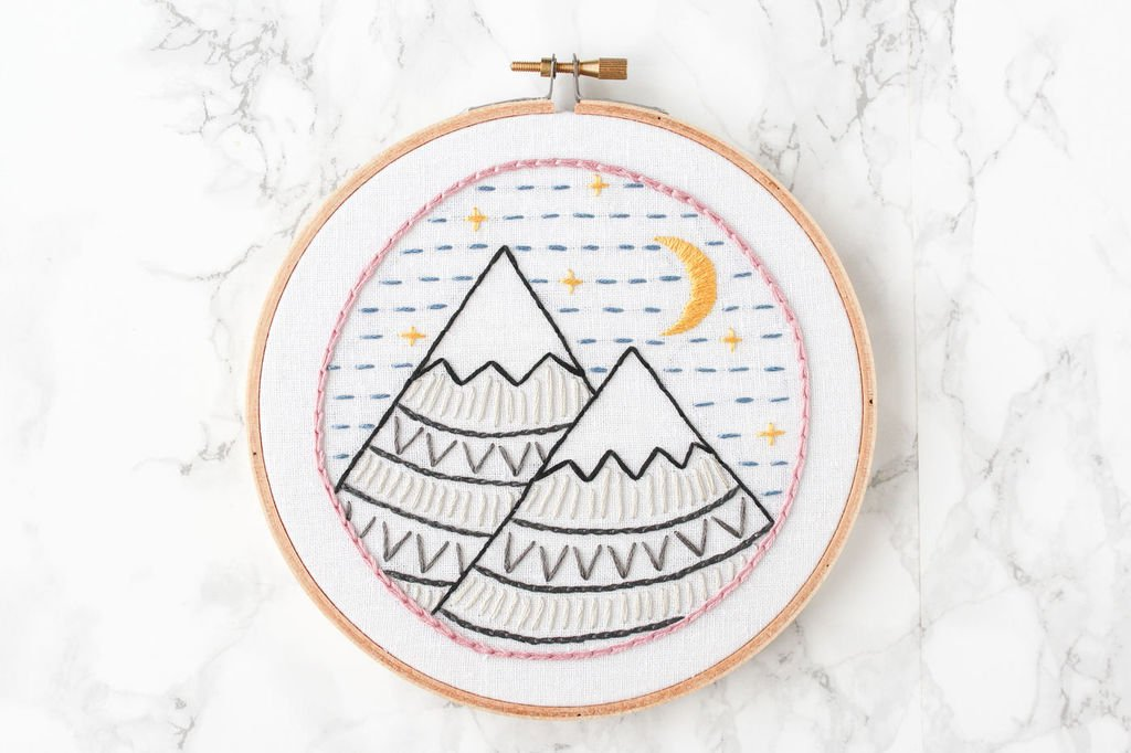 Creativity Tagged Modern Embroidery Patterns Ginger Muse