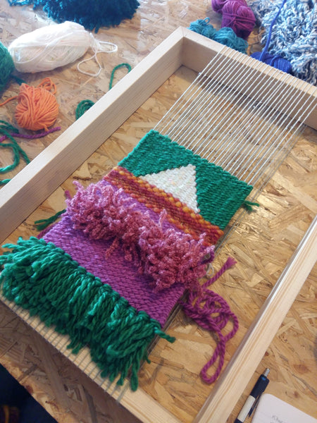 Tapestry Weaving Workshop Berlin