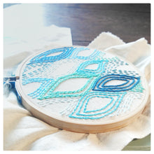 Beginners embroidery Course Berlin