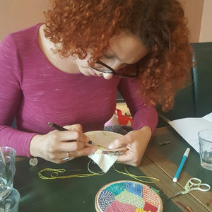 Beginners Hand Embroidery Course Berlin