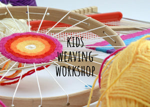 children weaving workshop berlin creative kids workshop
