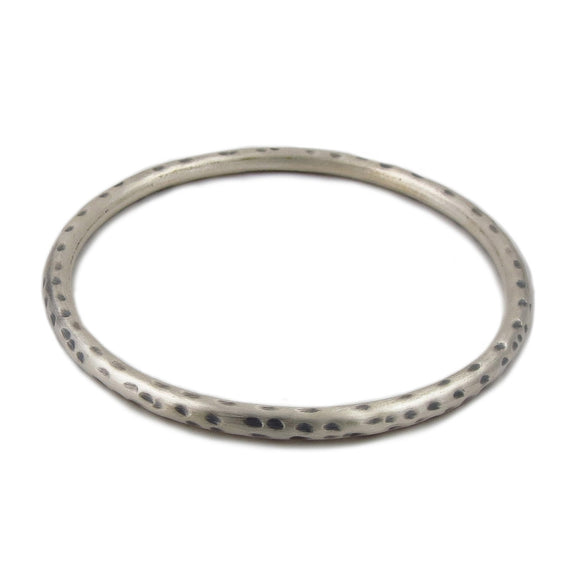 Animal Print Bangle 925 Sterling Silver Cuff Gift Boxed