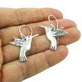 Hummingbird 925 Sterling Silver Alon Diller Earrings