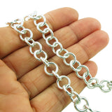 Horsebit Snaffle 925 Sterling Silver Riding Tack Necklace Gift Boxed