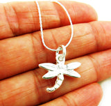 Taxco 925 Silver Dragonfly Pendant