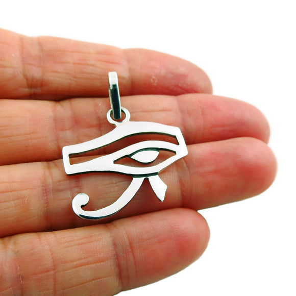 Eye of Horus 925 Sterling Silver Maria Belen Pendant