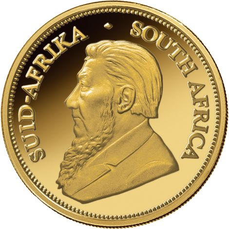 1oz South African Gold Krugerrand Coins, Best Sale Price, 24 .999 Fineness! (Varied Year)
