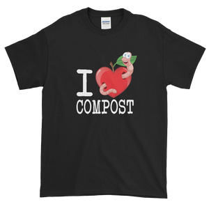 I Love Compost T-Shirt