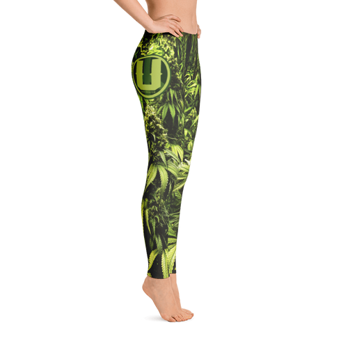 UnderRated Weed Leggings