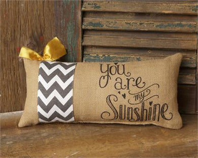 ~ * You Are My Sunshine Pillow