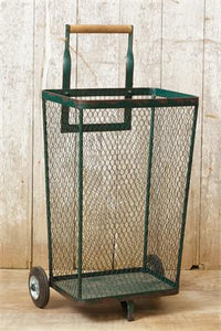 Preorder - Basket With Two Wheels Cart