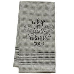 Deal of the DAY - Whip It Dish Towel, 20x28