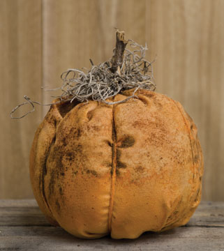 Stuffed Orange Pumpkin, 5