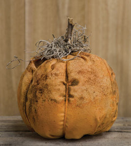 Stuffed Orange Pumpkin, 5""