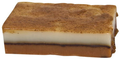 Caramel Apple Cheesecake soap