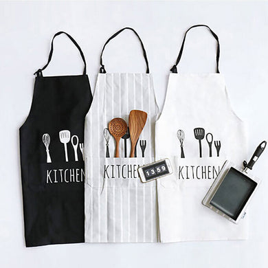 -$$ Cotton Kitchen Aprons - The Weathered Loft LLC