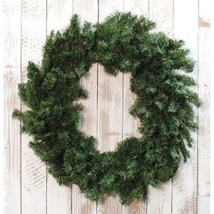 Canadian Pine Wreath, 30""