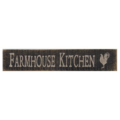 -$$ Farmhouse Kitchen Sign - The Weathered Loft LLC