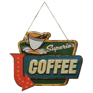 Superior Coffee Sign