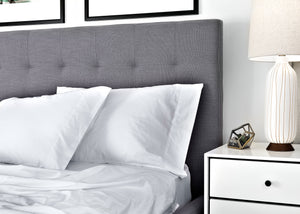 White Sateen Set - 400 Thread Count