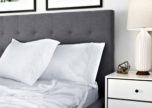 White Sateen Set - 600 Thread Count