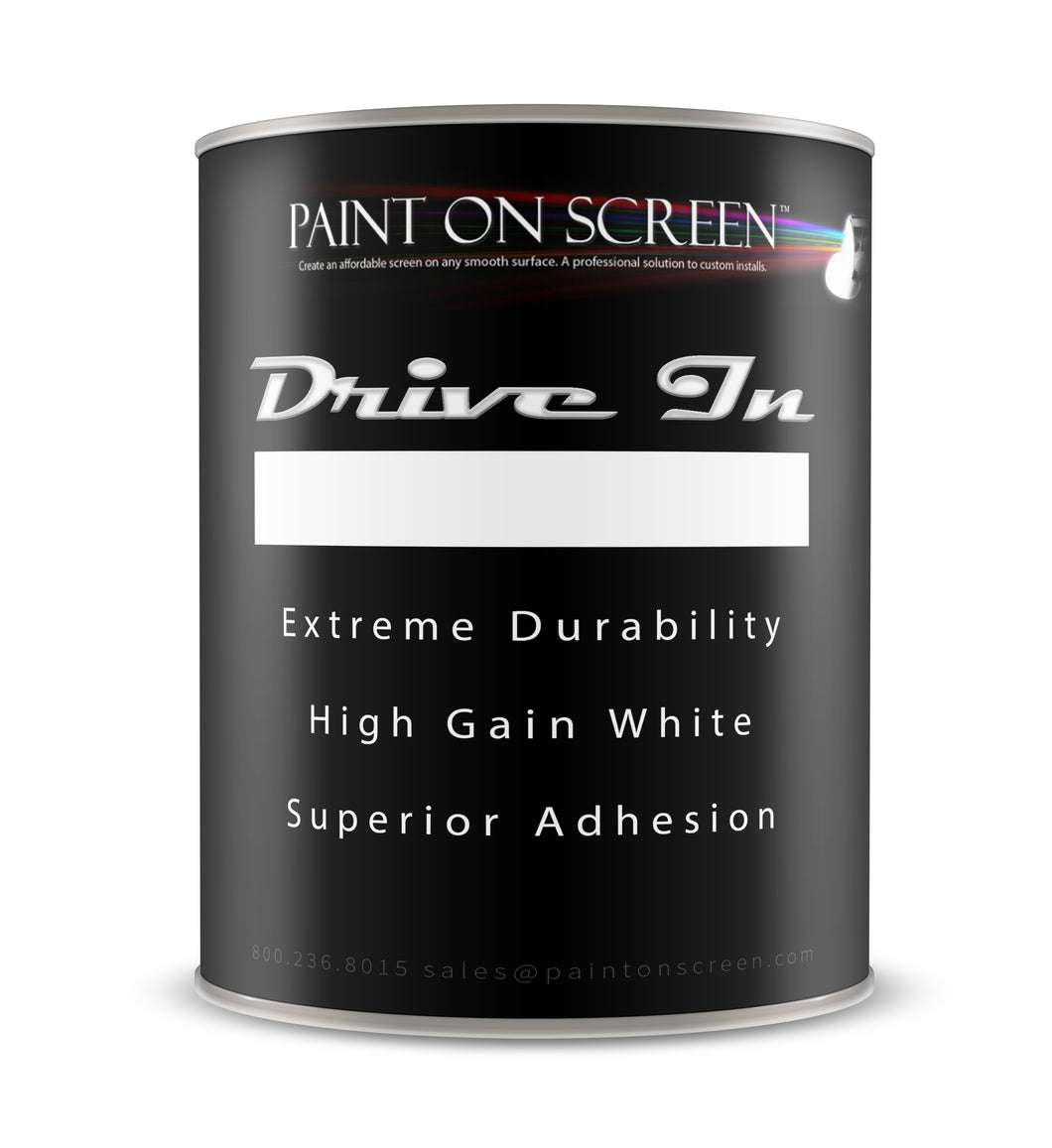 Drive In - Projection Paint for Drive In Theaters