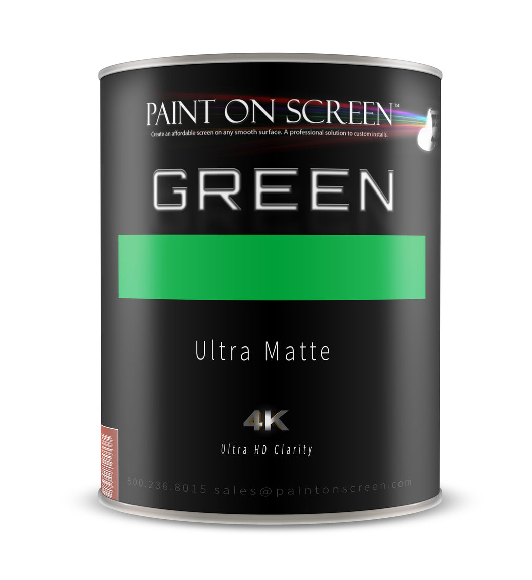 Chroma Key Green Paint