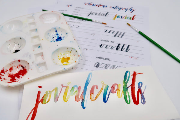 Candescent Box x Jovial Crafts - Joint Workshops