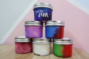 Mini Soy Candles (100g)