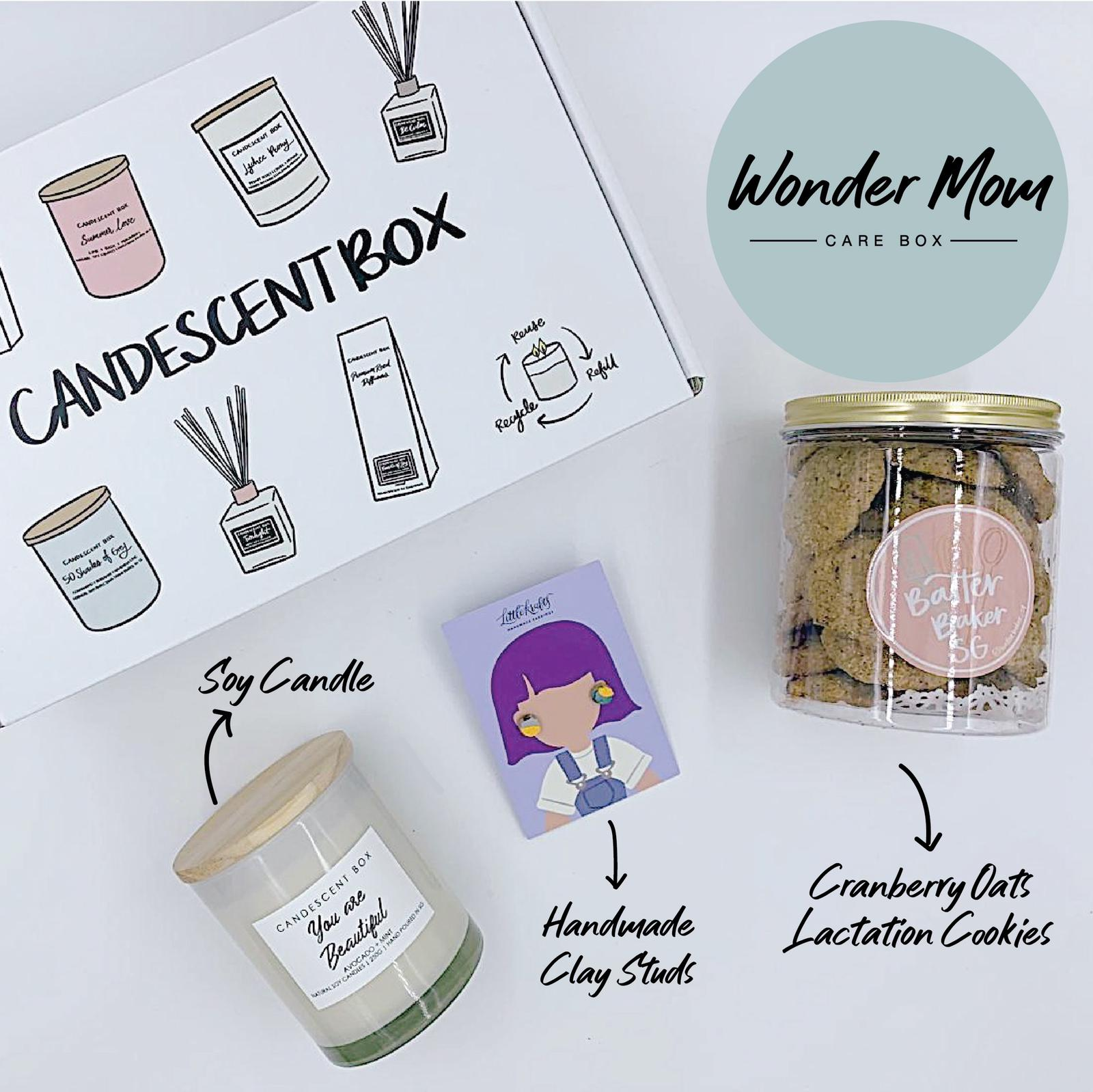 Wonder Mom Care Box