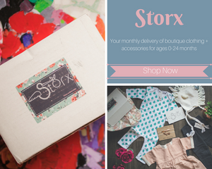 Storx Monthly Subscription Box