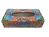 Talavera Tissue Box Holder