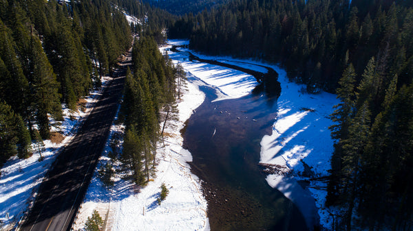 spruce tahoe river