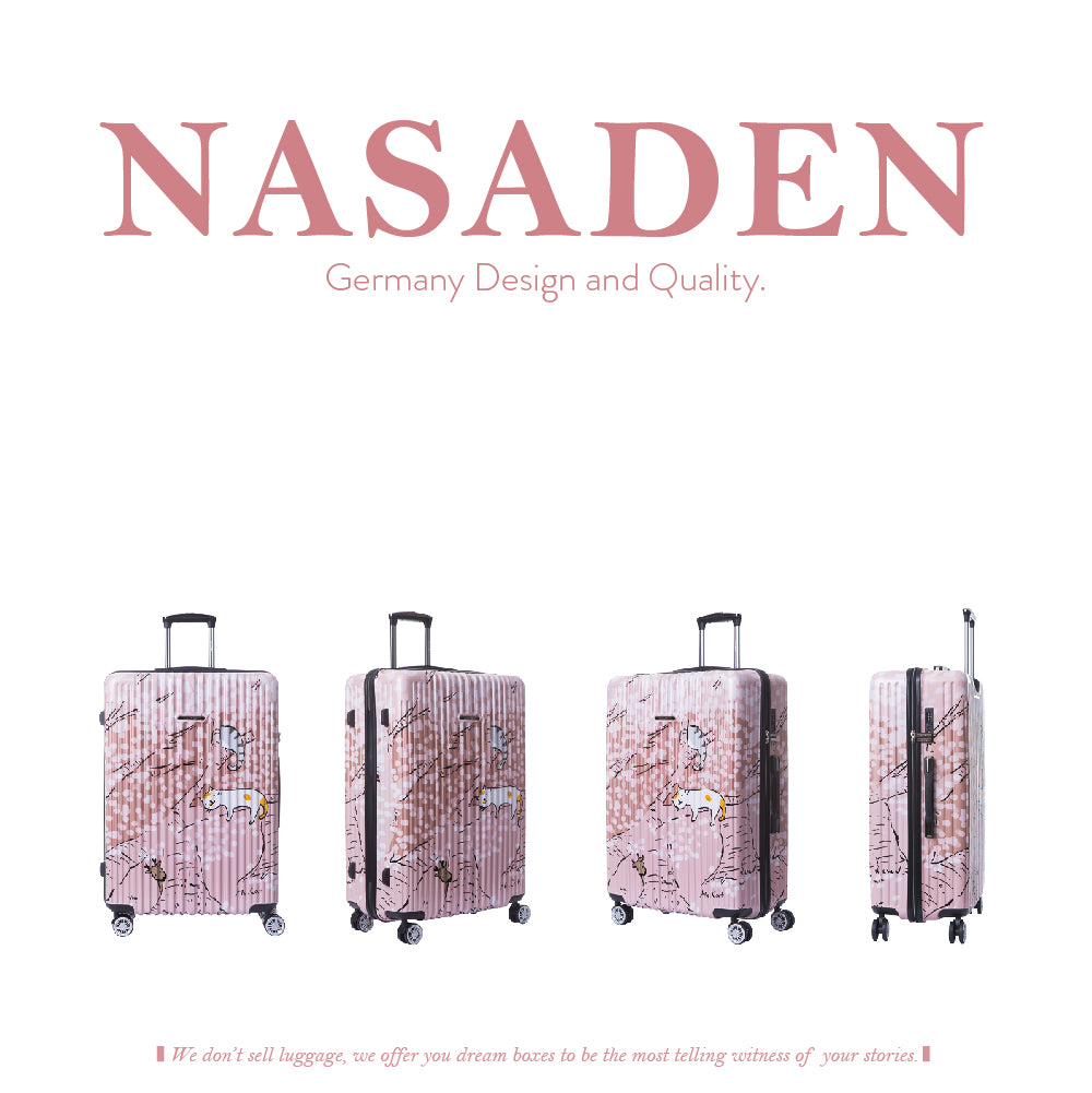 catlover, luggage, nasaden, suitcast