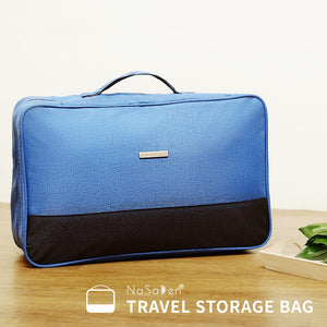 NaSaDen Clothing Storage Bag [Blue] / Travel Accessory - NaSaDen