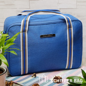 NaSaDen [Rhine Blue] - Travel Tote Bag [Luxury] - NaSaDen