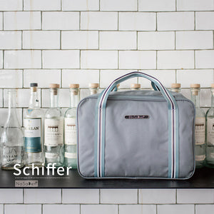 NaSaDen [Light Grey] - Travel Tote Bag [Classic] - NaSaDen