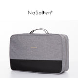 NaSaDen Clothing Storage Bag [Gray] / Travel Accessory - NaSaDen