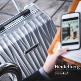 Heidelberg Series Checked & Carry On Luggage 2 Piece Set ALL COLOR - NaSaDen