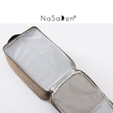 NaSaDen Shoes Bag [Coffee Brown] / Travel Accessory - NaSaDen
