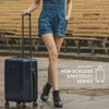 "NaSaDen [Deep Blue] 29"" Zipper Luggage [1 year warranty] - NaSaDen"