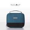 NaSaDen Toiletry Bag [Peacock blue] / Travel Accessory - NaSaDen